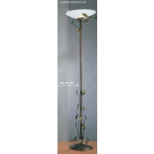 JH Miller - Isabella Floor Lamp - Chestnut Brown