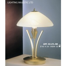 JH Miller - Dorchester Table Lamp - Brass (Large)