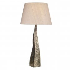 Aztec Table Lamp Copper Base Only