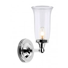 Elstead BATH/AUSTEN2 PN Austen2 Wall Light Polished Nickel