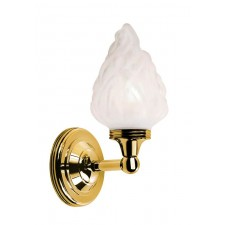 Elstead BATH/AUSTEN3 PB Austen3 Wall Light Polished Brass