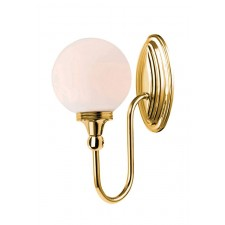 Elstead BATH/BLAKE4 PB Blake4 Wall Light Polished Brass
