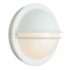 Norlys BERLIN E27 WHT O Berlin Wall Light E27 White Opal