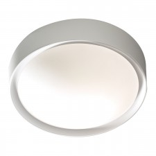 quick view beta flush bathroom ceiling light ip44