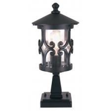 Elstead BL12 BLACK Hereford Pedestal Lantern