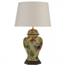 Botanic Table Lamp Pale Green/ Butterfly Base Only