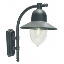 Norlys C2 BLACK Como Wall Light Black