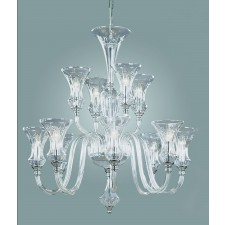 Impex Stara Chandelier - 12 Light