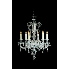 Impex Liberec Chandelier - 6 Light