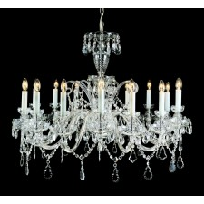 Impex Trutnov Chandelier - 16 Light