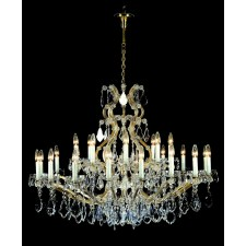 Impex Karlova Chandelier - 25 Light