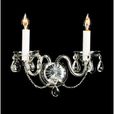 Impex Teplice Wall Light - 2 Light
