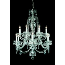 Impex Dolni Chandelier - 12 Light