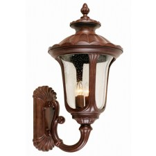 Elstead CC1/L Chicago Wall Up Lantern Large