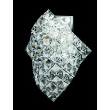 Impex Diamond Wall Light - 1 Light