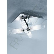 Franklite CF1286 240mm Square Flushmount IP44
