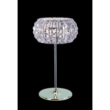 Impex Rome Table Lamp - 3 Light