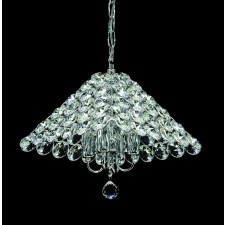 Impex Naples Chandelier - 4 Light
