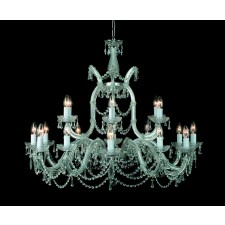 Impex Marie Theresa Chandelier - 19 Light