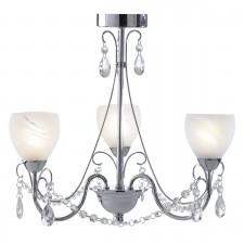 Crawford Ceiling Light - 3 Light IP44