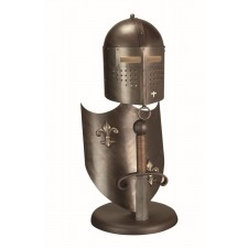 Elstead CRUSADER T/L Crusader Table Lamp