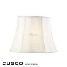 Diyas Cusco Medium Hexagon Shade 1 Light Cream