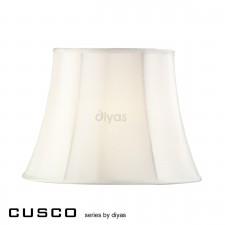 Diyas Cusco Medium-Large Hexagon Shade 1 Light Cream