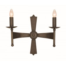 Elstead CW2 OLD BRZ Cromwell 2 - Light Wall Light Old Bronze