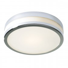 Cyro Flush Large Polished Chrome Led IP44