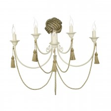 Darwin Wall Light - 5 Light, Cream