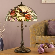 Interiors1900 Butterfly Large Table Lamp