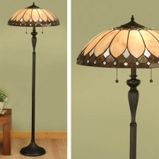 Interiors1900 Brooklyn Floor Lamp