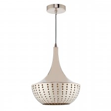 Dot 1 Light Pendant Bronze