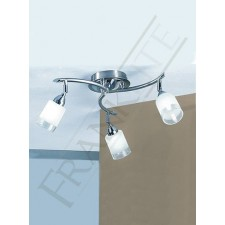 Franklite DP40023 Campani 3 Light Fitting