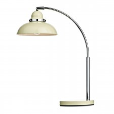 Dynamo Table Lamp Cream