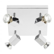 Enluce Square Head Spot Light Ceiling Light