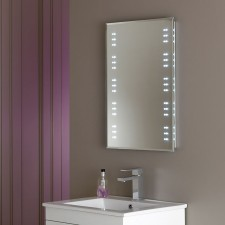 EL-KASTOS illuminated Bathroom Mirror