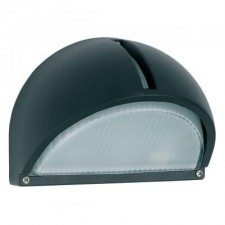 Outdoor Wall Light IP44 - Black
