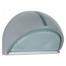 Outdoor Wall Light IP44 - Aluminium