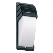 Die-Cast Outdoor Wall Light - Black