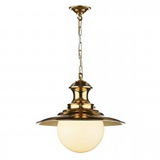 Station Lamp Ceiling Light