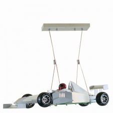 Monaco Racing Car Ceiling Light