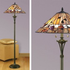 Interiors1900 Bernwood Floor Lamp