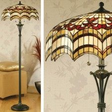 Interiors1900 Vesta Floor Lamp
