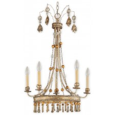 Flambeau FB/BON VIVANT5 Bon Vivant 5 - Light Chandelier
