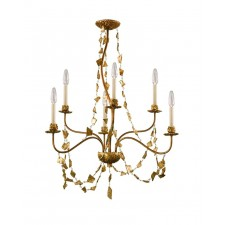 Flambeau FB/MOSAIC6 Mosaic 6 - Light Chandelier