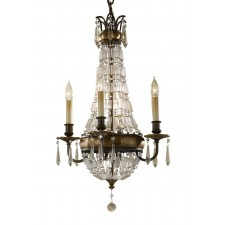 Feiss FE/BELLINI4 Bellini 4 - Light Chandelier