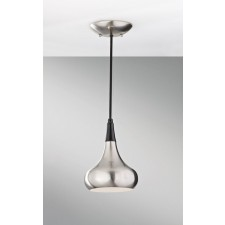 Feiss FE/BESO/P/S BS Beso 1 - Light Mini Pendant