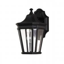 Feiss FE/COTSLN2/S BK Cotswold Lane Small Wall Lantern