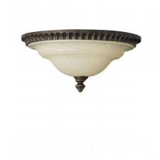 Feiss FE/DRAWINGRM/FA Drawing Room Flush Mount A